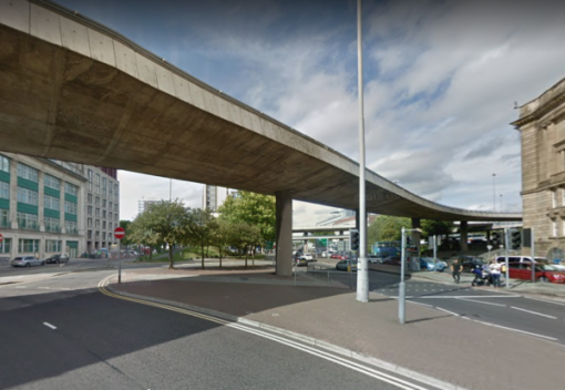 A £120m plan to radically redesign Liverpool's Rocket junction at the M62 has been submitted to the Department for Transport.