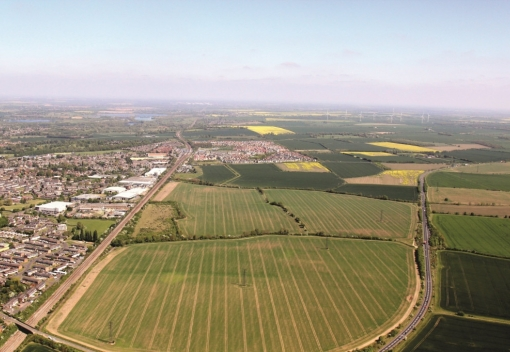 Housing development will start to take shape with new landscape plans
