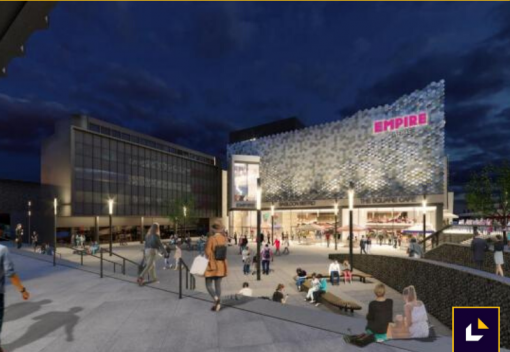 Simons Construction Ltd was paid £1.2m for cinema works
