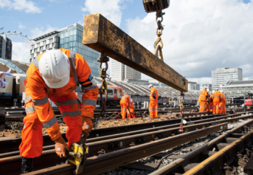 Network Rail Starts Race for Southern Region Framework