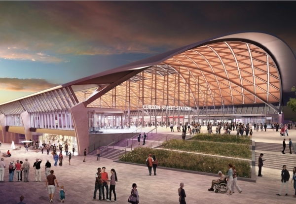 Bid race starts for £435m HS2 Birmingham station