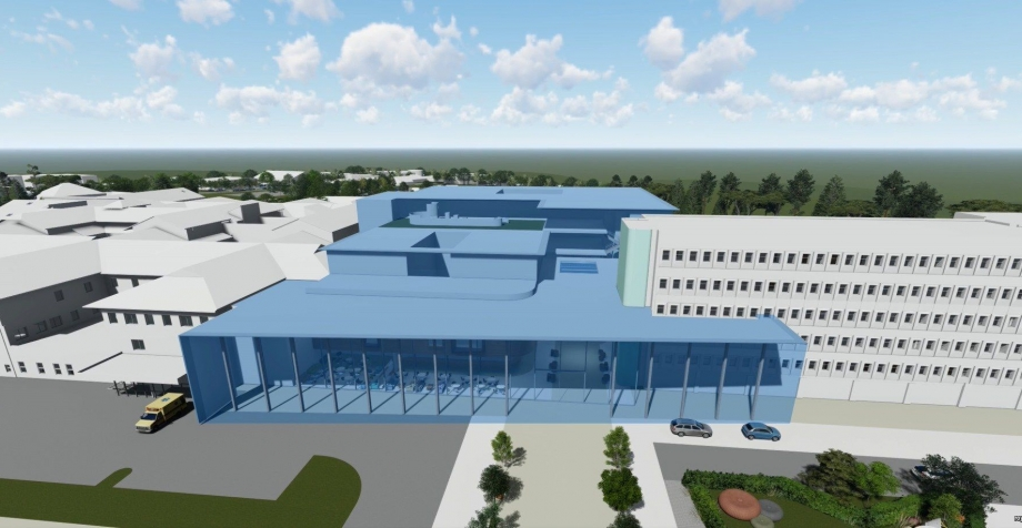 What Cornwall's new hospital unit might look like