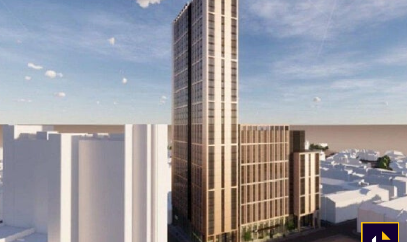 Plans to build tallest building in Sheffield is backed